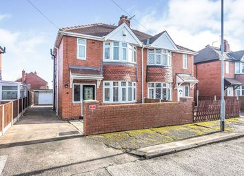 Thumbnail 3 bed semi-detached house for sale in Woodlands Avenue, Townville, Castleford, West Yorkshire