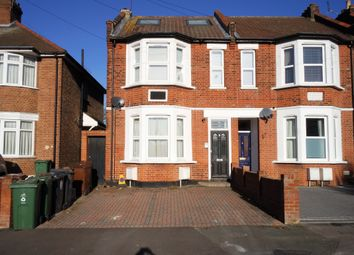 Thumbnail 2 bed flat to rent in Chingford Avenue, Chingford, London