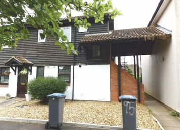 Thumbnail 2 bed flat to rent in Carlford Close, Martlesham Heath, Ipswich