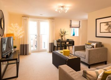 "Thumbnail 1 bed flat for sale in ""Apartment 42"" at Chester Way, Northwich"