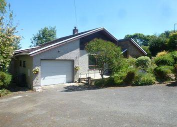 Thumbnail 3 bed detached bungalow for sale in Parc Y Plas, Aberporth, Cardigan, Ceredigion
