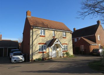 Thumbnail 4 bed detached house for sale in Heron Gardens, Wixams, Bedford