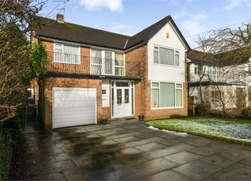 Thumbnail 4 bed detached house for sale in Park Hill Drive, Whitefield, Manchester, Lancashire