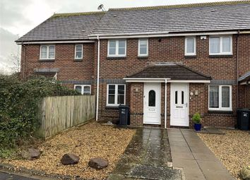 Thumbnail 2 bed terraced house for sale in Enmore Close, Burnham-On-Sea, Somerset
