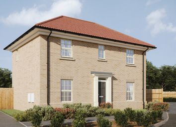 Thumbnail 2 bed semi-detached house for sale in Partridge Way, Holt