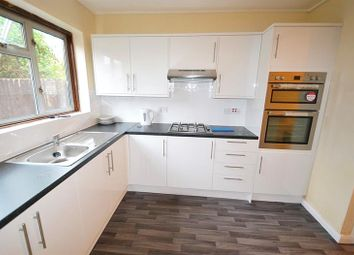 Thumbnail 4 bed terraced house to rent in Whitehorse Road, East Ham, London