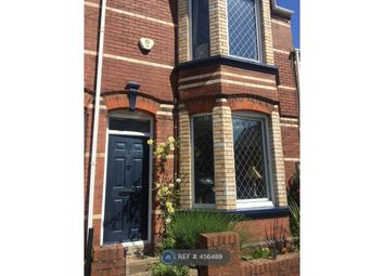 Thumbnail 4 bed terraced house to rent in Priory Road, Exeter