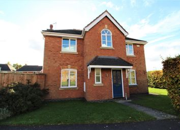 Thumbnail 4 bed detached house to rent in Avondale Crescent, Pandy, Wrexham