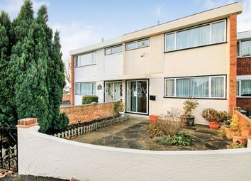 Thumbnail 3 bed terraced house to rent in Quarles Close, Romford