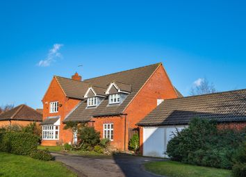 Thumbnail 4 bed detached house for sale in The Beeches, Uppingham, Oakham