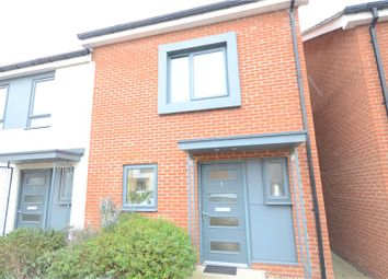 Thumbnail 3 bedroom terraced house for sale in Padworth Avenue, Reading, Berkshire