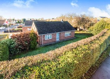 Thumbnail 2 bed detached bungalow for sale in Coningsby Close, Boston