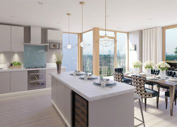 Thumbnail 2 bed flat for sale in Aspects, 30 Muswell Hill, London