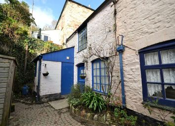 Thumbnail 1 bed terraced house for sale in Bassetts Court, Fore Street, West Looe, Looe
