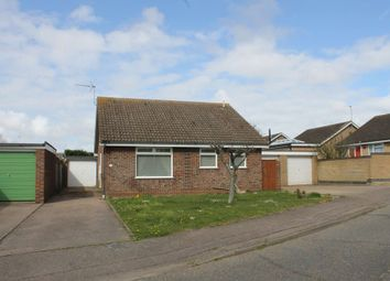 Thumbnail 2 bedroom detached bungalow for sale in Fishermans Way, Kessingland, Lowestoft