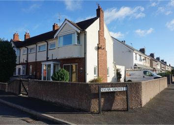 Thumbnail 3 bed semi-detached house for sale in Sylva Grove, Llandudno