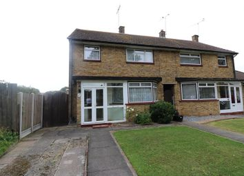 Thumbnail 3 bedroom semi-detached house for sale in Canterbury Avenue, Southend-On-Sea