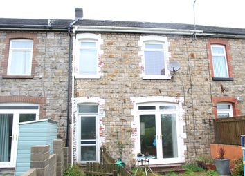 Thumbnail 3 bed terraced house for sale in Waterloo Place, Talywain, Pontypool
