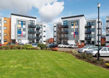 Thumbnail 2 bed flat for sale in 96 Shuna Crescent, Glasgow