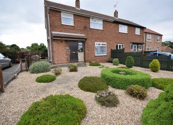 Thumbnail 3 bedroom semi-detached house for sale in 2 Winston Row, Low Street, Thornton Le Clay, York