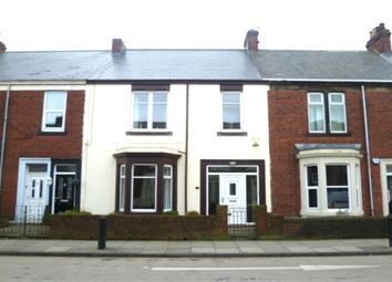 Thumbnail 4 bedroom terraced house for sale in Victoria Road East, Hebburn