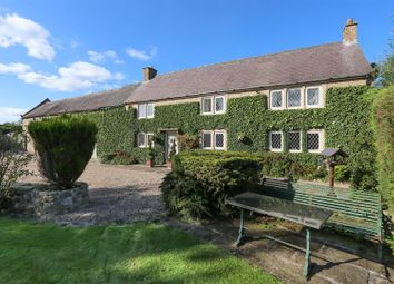 Thumbnail 4 bed detached house for sale in White House Farm, Plaistow Green, Crich, Matlock