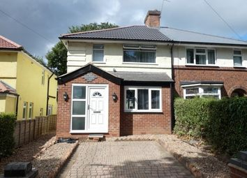 Thumbnail 3 bed semi-detached house for sale in Warren Farm Road, Kingstanding, Birmingham
