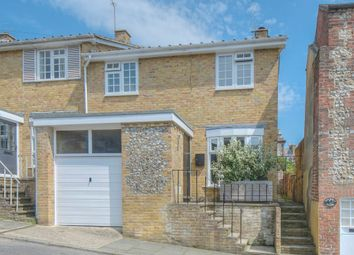 Thumbnail 3 bed end terrace house for sale in King Street, Arundel, West Sussex