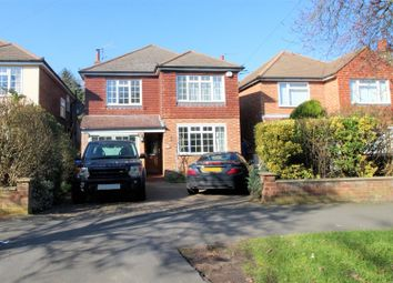Thumbnail 3 bedroom detached house to rent in Woodlands Avenue, West Byfleet