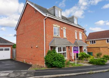 Thumbnail 4 bed semi-detached house for sale in Tuffleys Way, Thorpe Astley, Leicester