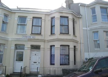 Thumbnail 2 bedroom flat to rent in Cranbourne Avenue, St Judes, Plymouth, Devon