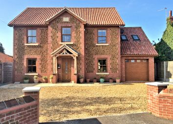 Thumbnail 6 bed detached house for sale in Station Road, Snettisham, King's Lynn