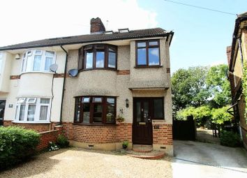 Thumbnail 5 bed semi-detached house for sale in Brent Close, Dartford