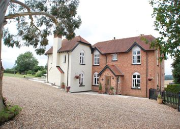 Thumbnail 3 bed semi-detached house for sale in Clay End, Walkern, Stevenage