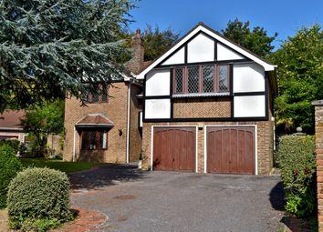 Thumbnail 5 bed detached house for sale in Saxon Place, Lymington