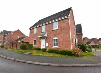 4 bed detached house for sale in Sutton Avenue, Silverdale, Newcastle ST5