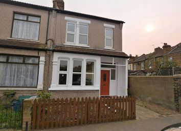 Thumbnail 3 bedroom end terrace house to rent in Glenmore Street, Southend-On-Sea