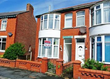Thumbnail 2 bedroom end terrace house for sale in Johnson Road, Blackpool