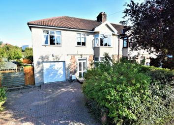 Thumbnail 4 bed semi-detached house for sale in Bibury Crescent, Westbury-On-Trym, Bristol