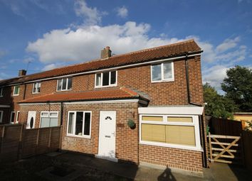 Thumbnail 2 bed end terrace house to rent in Linden Road, Northallerton