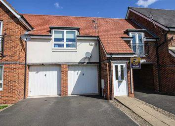 Thumbnail 2 bed flat to rent in Howard Walk, Barley Rise, Ashington