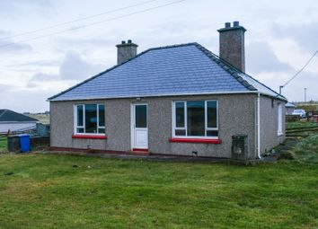 Thumbnail 3 bedroom bungalow for sale in Ness, Isle Of Lewis