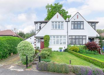 Thumbnail 3 bedroom semi-detached house for sale in Valley Road, Kenley, Surrey