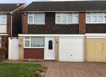 Thumbnail 3 bed semi-detached house to rent in Terry Drive, Sutton Coldfield