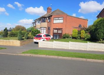 Thumbnail 4 bed semi-detached house for sale in Hazelwell Fordrough, Stirchley, Birmingham