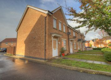 Thumbnail 3 bed end terrace house for sale in Swale Road, Brough
