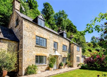 Thumbnail 4 bed detached house for sale in High Street, Chalford, Stroud, Gloucestershire