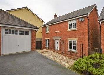 Thumbnail 4 bed detached house for sale in Westwood Cleave, East Ogwell, Newton Abbot, Devon.