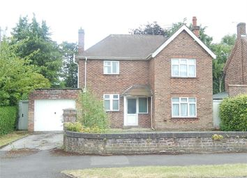 Thumbnail 3 bedroom detached house for sale in Ingham Road, Bawtry, Doncaster