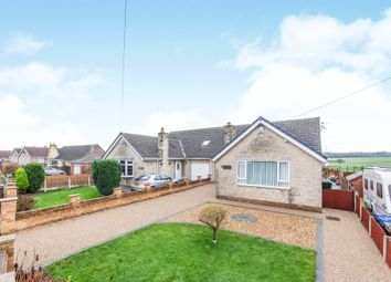 Thumbnail 3 bed semi-detached bungalow for sale in Rectory Lane, Thurnscoe, Rotherham